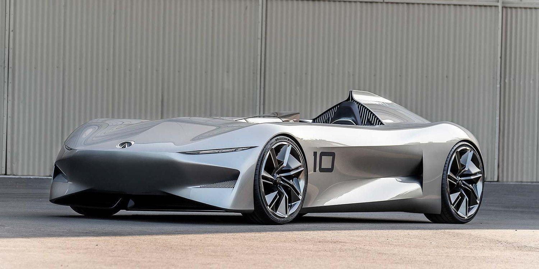 Te presentamos el nuevo Infiniti Prototype 10, toda una belleza motora