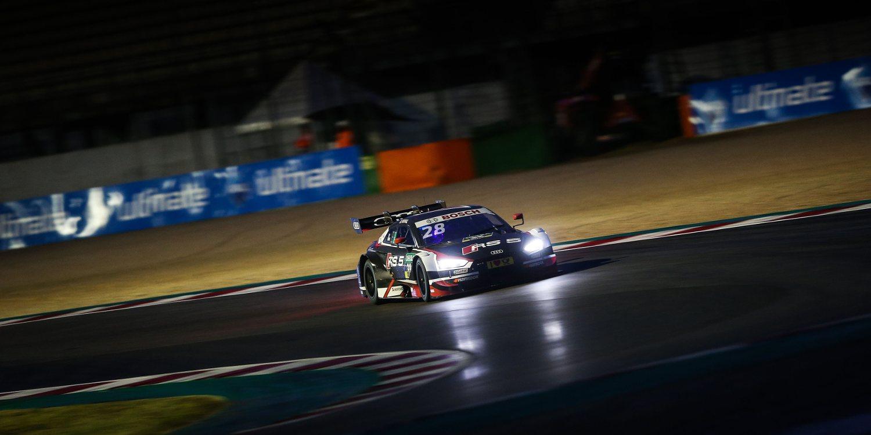 Loïc Duval logra su primera pole en el DTM