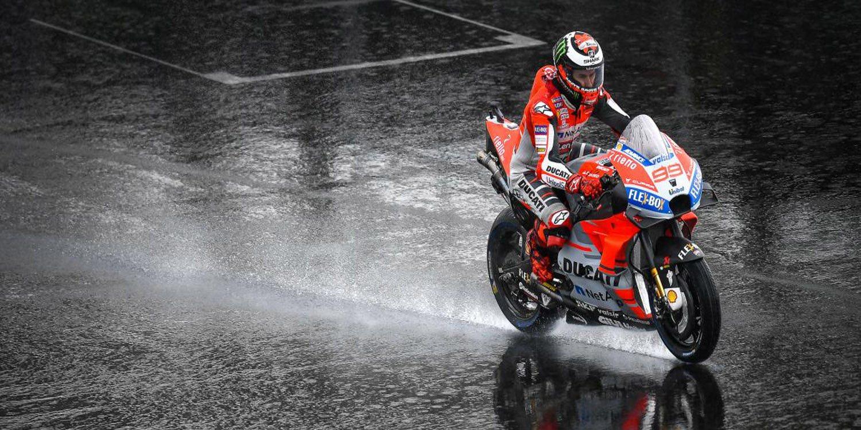 El Gran Premio de Gran Bretaña obligado a cancelarse por las lluvias