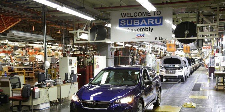 Historia de la marca automotriz japonesa Subaru, PARTE 1