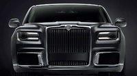 Aurus Senat, el Rolls-Royce ruso
