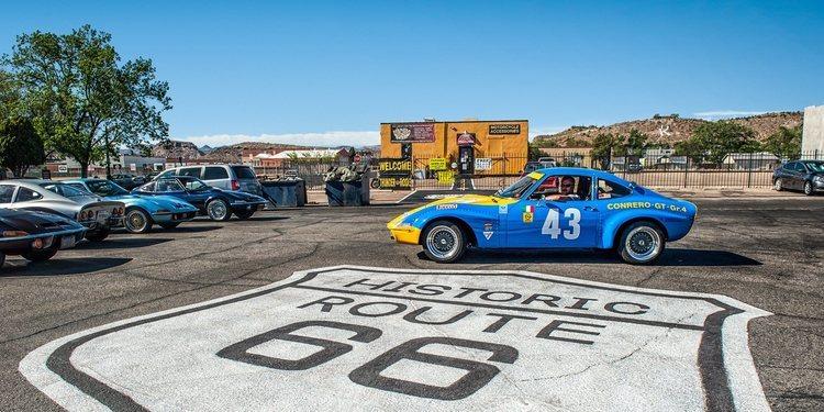50 años Opel GT: Tour de aniversario por la mítica Ruta 66
