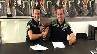 Héctor Barberá será el nuevo piloto de Kawasaki Puccetti en el mundial de Supersport