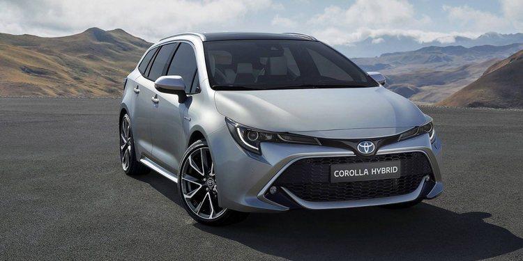 Nuevo Corolla Touring Sport 2019