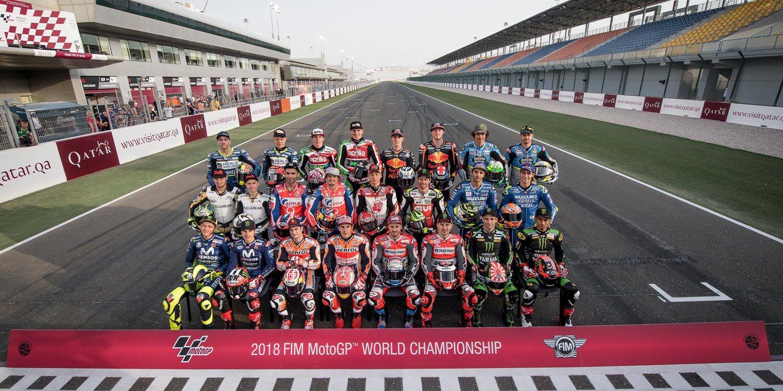 MotoGP anuncia un calendario provisional para 2019 igual que el de 2018