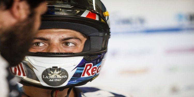 """Fabio Di Giannantonio: """"Podemos ser rápidos y el equipo está fuerte"""""""