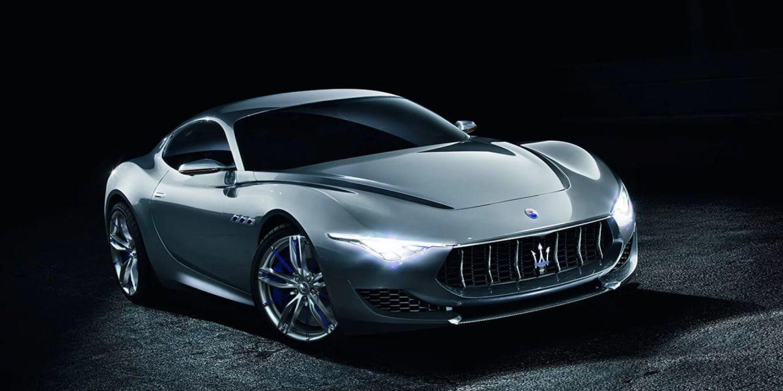 Maserati Alfieri El Proximo Deportivo De La Marca Del Tridente