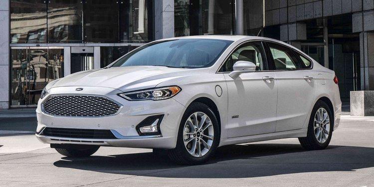 El Ford Fusion 2019 se actualiza