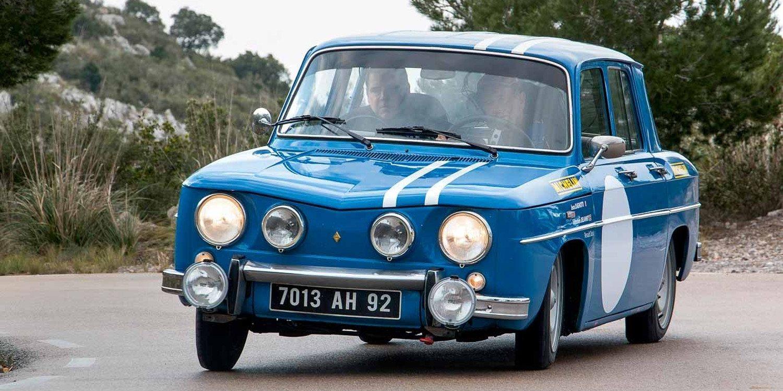 La historia del Renault 8 Gordini