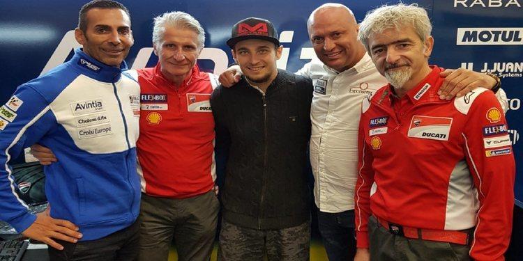 Karel Abraham seguirá en MotoGP hasta 2020