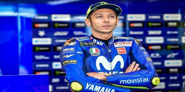 """Valentino Rossi: """"Siempre es especial cuando llegas al GP de casa"""""""