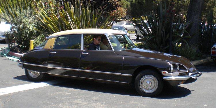 El histórico Citroën DS