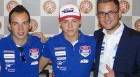 Filip Salac ficha por el Pruestel GP