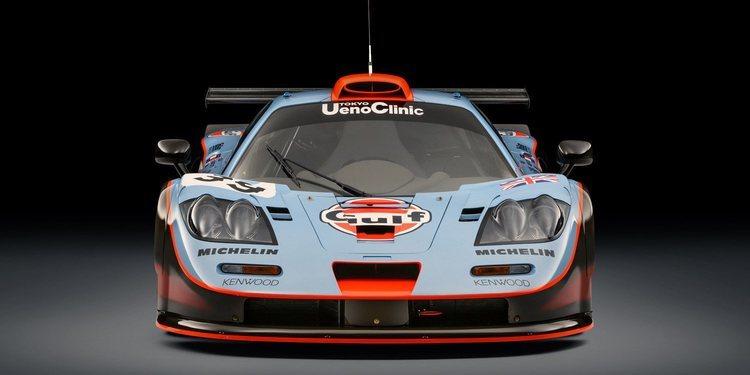 La restauración de un Mclaren F1 GTR