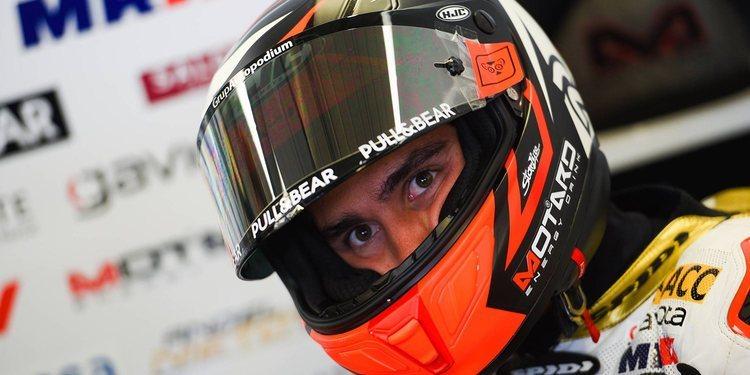 """Albert Arenas: """"Tengo ganas de volver a subirme a la KTM"""""""
