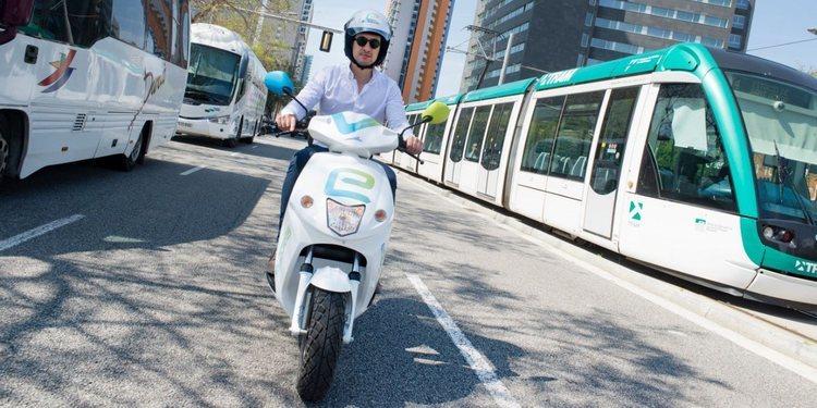 La campaña de movilidad cero contaminante de eCooltra