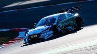 Mike Rockenfeller líder de los entrenamientos del domingo de Nürburgring