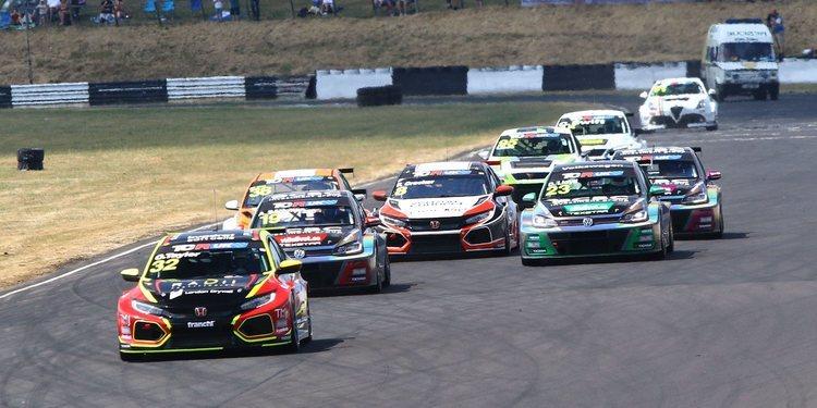 El título de pilotos se decidirá en Donington Park