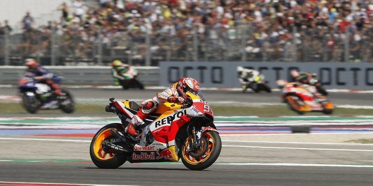 "Marc Márquez: ""Luchar contra las Ducati es difícil"""