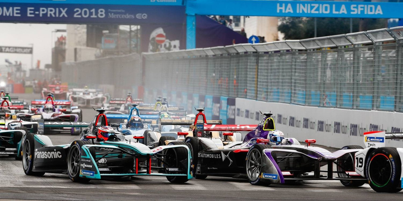 La Fórmula E no deja de sorprendernos