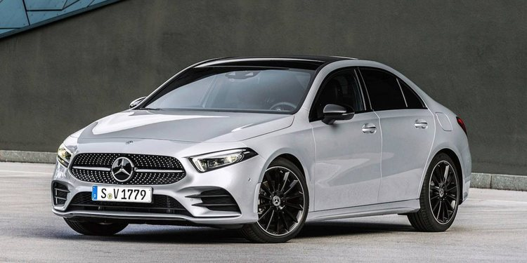 Mercedes Benz Clase A sedan 2019