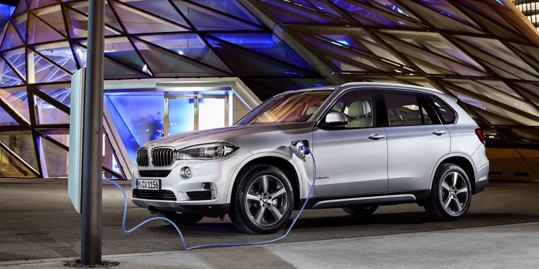 xDrive 45e la nueva versión hÍbrida del BMW X5