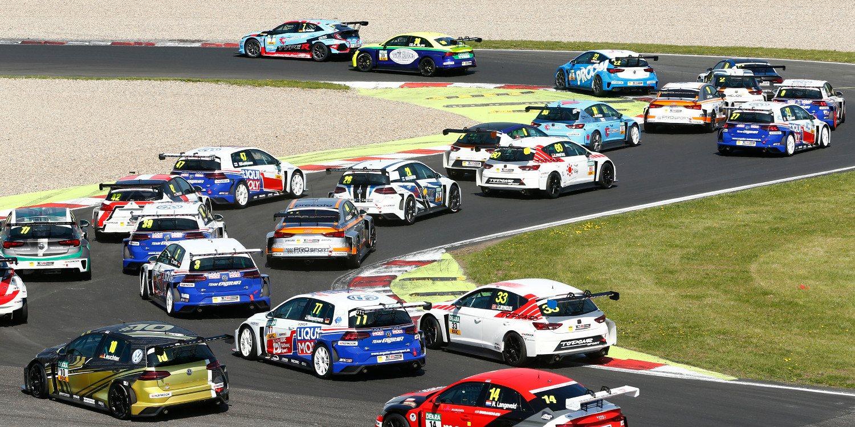 Clasificación de las ADAC TCR Alemania 2018 tras la Ronda 6 en Sachsenring