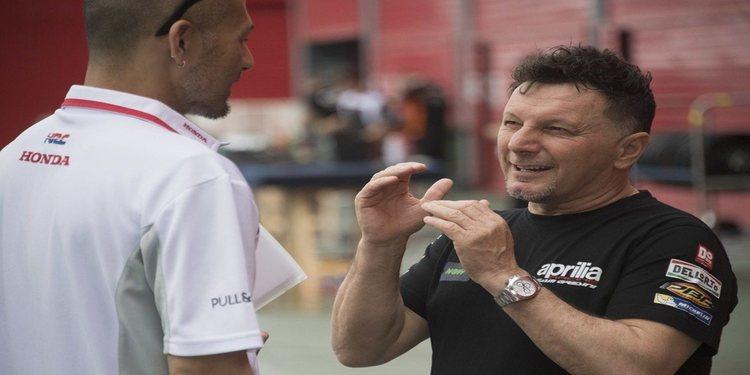 """Fausto Gresini: """"Debe ser claro y decir la verdad"""""""