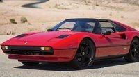 El Ferrari que renació de las cenizas y se convirtió en eléctrico