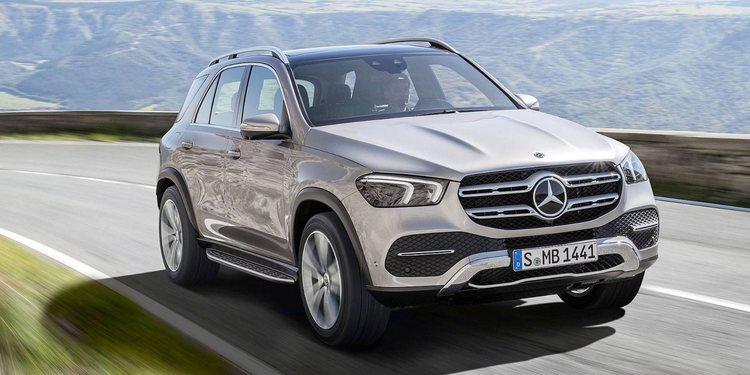 El Mercedes GLE 2019 se renueva