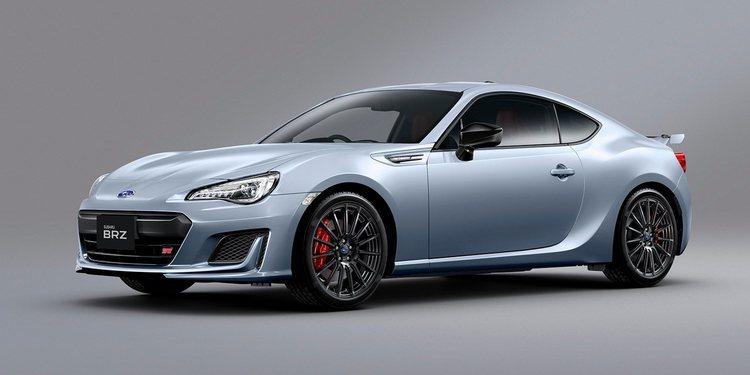 Ligeros cambios para el Subaru BRZ 2019