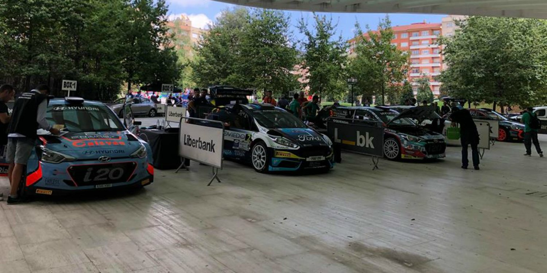 Previa Rally Princesa de Asturias 2018: en Oviedo comienza a decidirse todo