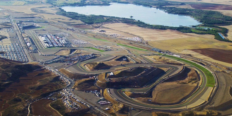 Vuelta al Circuito de Motorland Aragón - Motor y Racing