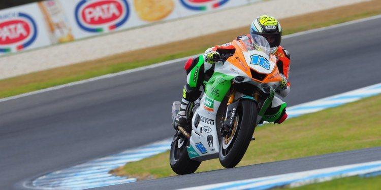 Jules Cluzel encabeza el Top 6 de Yamaha en Portugal; De Rosa pasará por la SP1