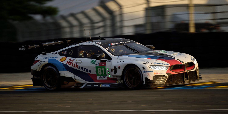 BMW participa en las reuniones del Hypercar y apuesta por el hidrógeno