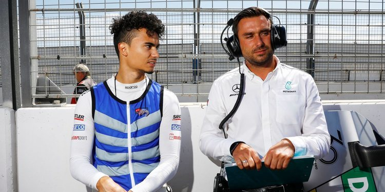 Pascal Wehrlein no estará con Mercedes en 2019