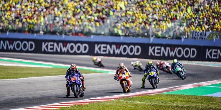 Horarios del Gran Premio de Aragón 2018