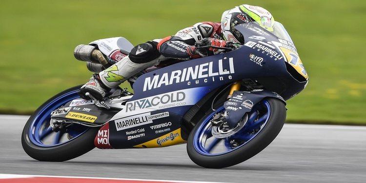 El Marinelli Snipers abandonará Moto2 al final de 2018