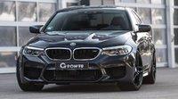 Conoce el BMW M5 de G-Power