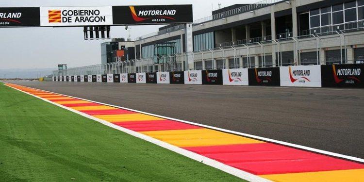 El Gran Premio de Aragón en números
