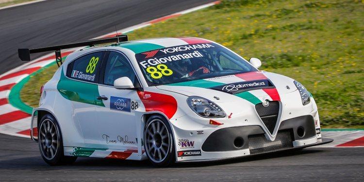 Fabrizio Giovanardi será la estrella en Monza