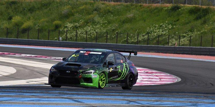 El Subaru Impreza WRX STI TCR volverá a las TCR Europa para Monza
