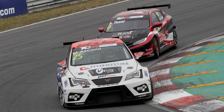 Previo y horarios de las TCR Europa en Monza, Italia