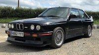 El BMW M3 E30 Sport Evolution de Charlie Whiting