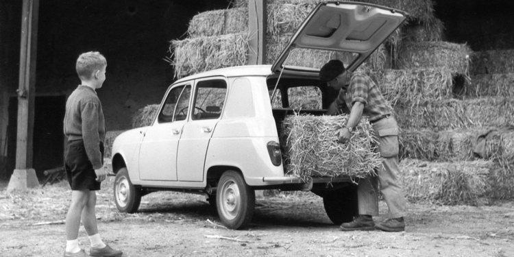La historia de la marca automotriz Renault, Parte 1