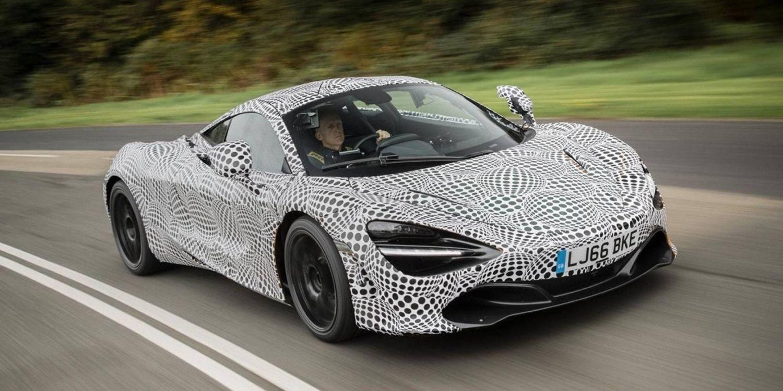 Llega la edición limitada McLaren Speedtail