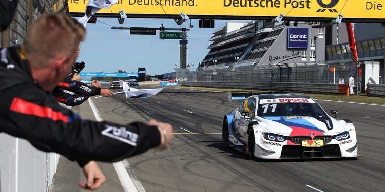 BMW DTM celebrará su carrera número 300 en el Red Bull Ring