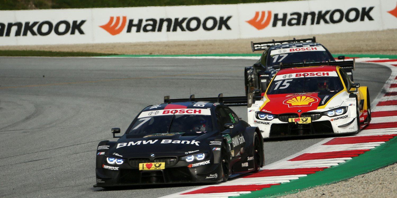 BMW sale del Red Bull Ring sin subirse al podio