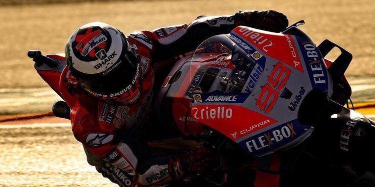 """Jorge Lorenzo: """"Ducati creía que iba a ganar el primer año"""""""