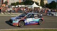 Favoritos Rally de Llanes 2018: Ares, Suárez y Fuster se la juegan